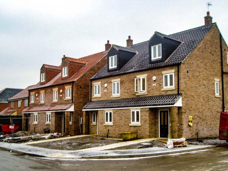 New Build Semi Detached Homes