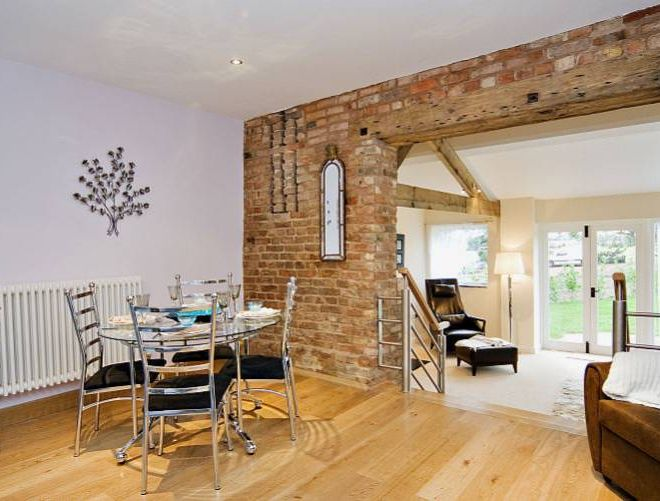 Barn conversions in Yorkshire interior design property developers thorpe