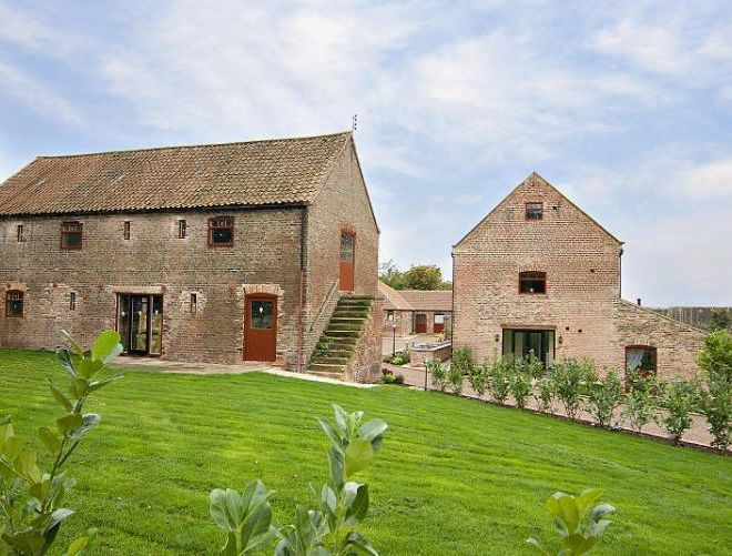 Barn conversions in Yorkshire design property developers new homes