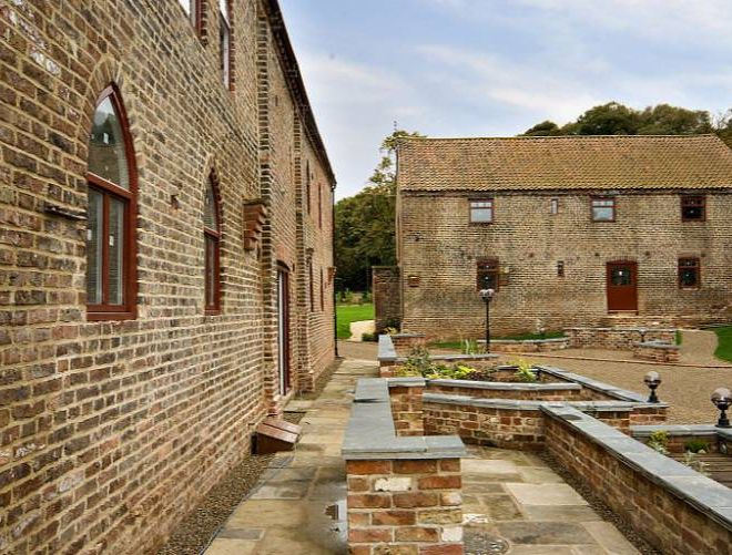 Barn conversions in Yorkshire exterior design property developers
