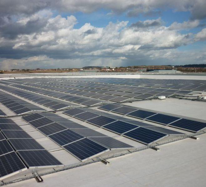 solar roof installer England