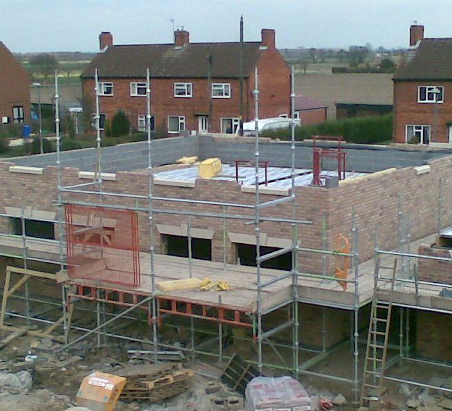 Eastrington Semis detached new homes developer