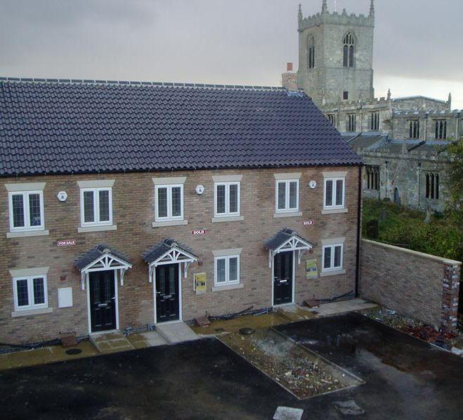 new buld developer Eastrington