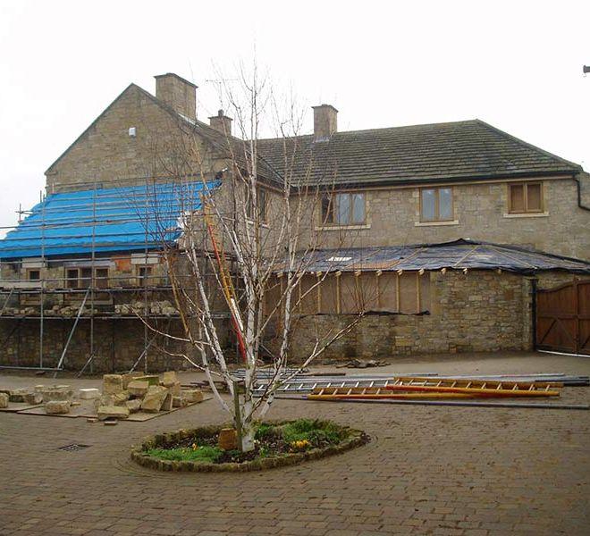 Yorkshire property developer refurbishment modernisation dales