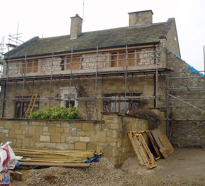 orkshire property developer refurbishment modernisation