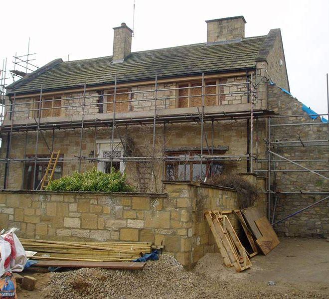 Yorkshire property developer refurbishment modernisation