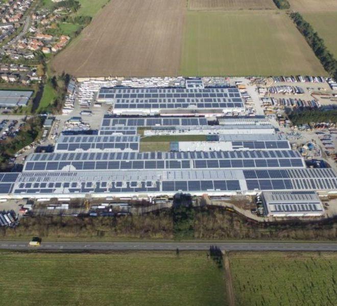Solar PV installer commercial Yorkshire