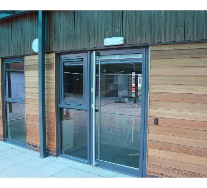 school university modular classroom builder UK