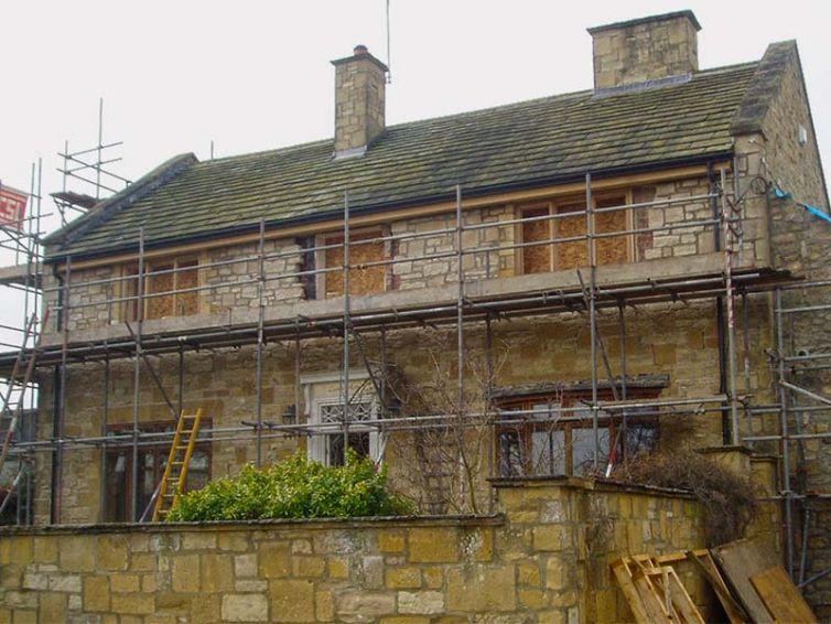 Full Refurb & Modernisation of Older Properties