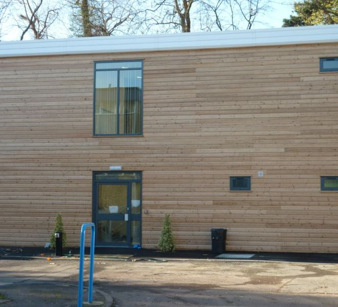 modular classroom builder for schools