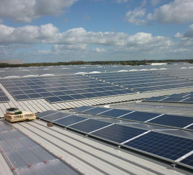 solar pv Yorkshire