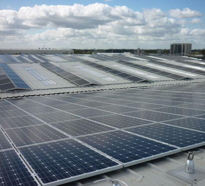 solar energy pv installer