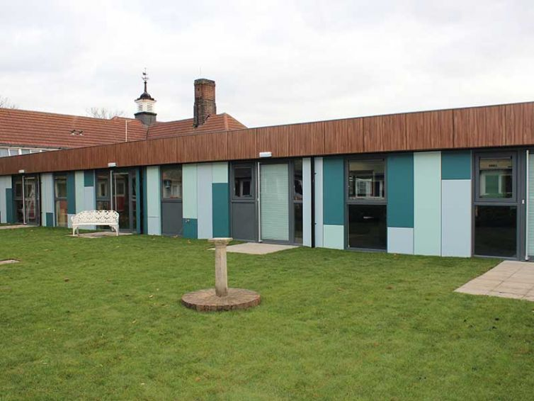 Modular Classrooms for Schools