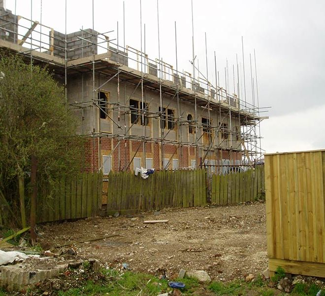 apartments developer Selby North Yorkshire canal road flats