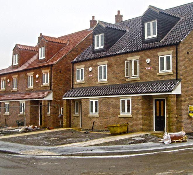 four bedroom semi detached property developer yorkshire