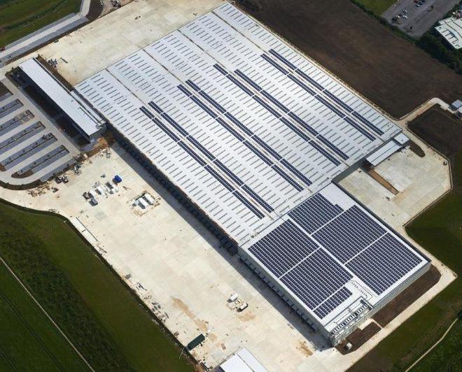 Solar PV installer commercial uk