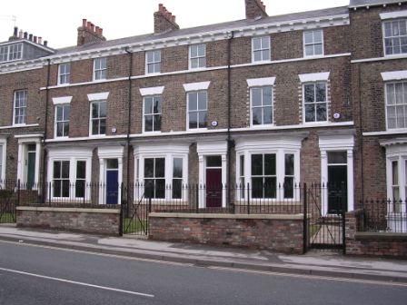 Quality buildings Yorkshire property developer refurbishment