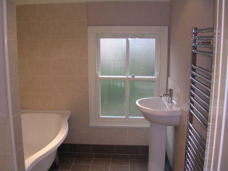 Yorkshire home renovation York bathroom