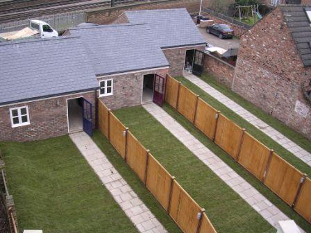 Yorkshire home renovation York builder gardens