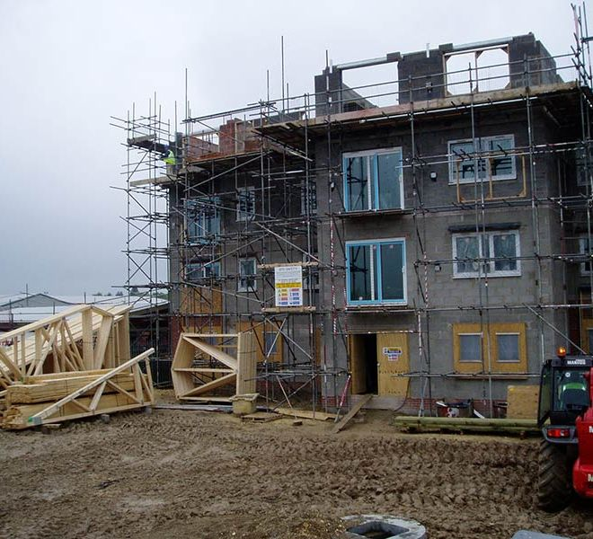 apartments developer Selby North Yorkshire construction