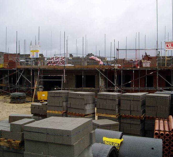apartments developer Selby North Yorkshire builder