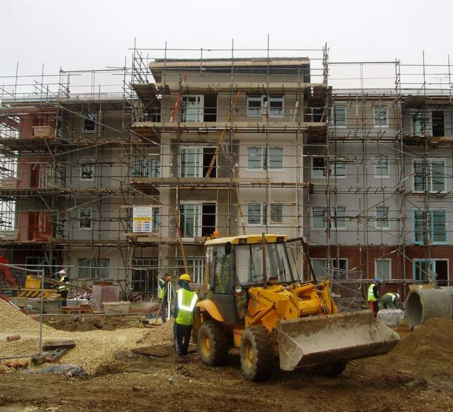 apartments developer Selby North Yorkshire construction company