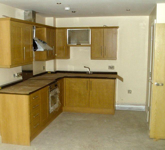 apartments developer Selby North Yorkshire interior design