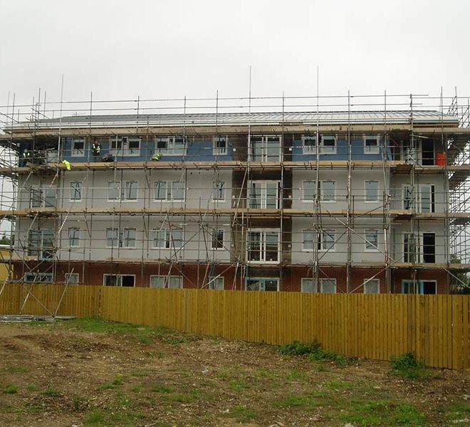 apartments developer Selby North Yorkshire builders affordable housing