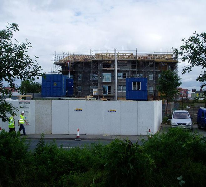 apartments developer Selby North Yorkshire project management builder